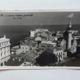 CONSTANTA-VEDERE GENERALA CARTE POSTALA ANII 40 - Carte postala tematica, Circulata, Fotografie
