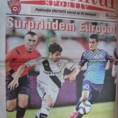 Program de meci FC Botosani - Legia Varsovia (23 iulie 2015) - Program meci