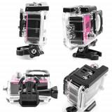 """Camera Video Sport SJ6000 WiFi Hotspot 14MP 2"""" FullHD Stab Opt 8GB Verifi Colet"""