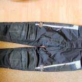 Pantaloni moto Reusch , textil+piele marimea S