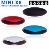 Boxa Bluetooth Mini X6 cu Radioa FM - Boxa portabila, Conectivitate bluetooth: 1