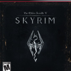 The Elder Scrolls V SKYRIM PS 3 - Jocuri PS3 Bethesda Softworks, Role playing, 18+, Single player
