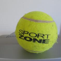 MINGE TENIS MARE, PENTRU AUTOGRAF . - Minge tenis de camp