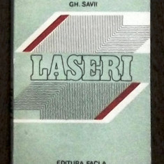 GH. SAVII - LASERI - Carti Inventica
