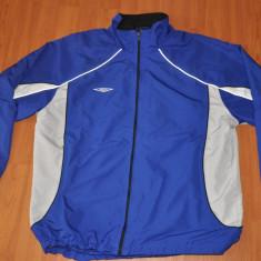Bluza trening UMBRO. Ideala pentru sport. - Bluza barbati Umbro, Marime: L, Culoare: Albastru