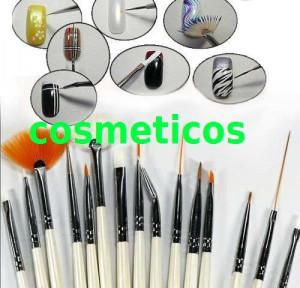 Kit manichiura unghii false/gel - geanta, aspirator, lampa UV, geluri -KIT XXL