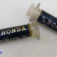 Set Mansoane ( Honda SILICON ) universale Moto - Scuter - ATV ( Honda M3 ) - Mansoane Moto