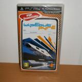 Joc UMD pt PSP - Wipeout Pure, nou, sigilat - Jocuri PSP Sony, Curse auto-moto, 12+, Single player