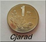Moneda 1 Yi Yuan China - 1999 (UNC) *cod 188, Asia