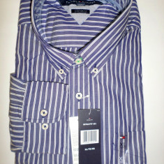 Camasa originala Tommy Hilfiger - barbati XL -100% AUTENTIC - Camasa barbati Tommy Hilfiger, Culoare: Din imagine, Maneca lunga