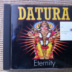 Datura Eternity disc cd muzica electronic house trance trip 1993 editie vest - Muzica House