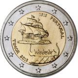 PORTUGALIA 2 euro comemorativa 2015- Timorul, UNC