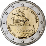 PORTUGALIA 2 euro comemorativa 2015- Timorul, UNC, Europa, Cupru-Nichel