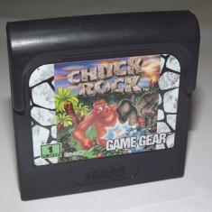 Joc SEGA Game Gear Gamegear - Chuck Rock - Jocuri Sega, Actiune, Toate varstele, Single player