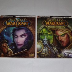 Strategy Guide World of Warcraft + Burning Crusade - Jocuri PC Altele, Role playing, Toate varstele, Single player