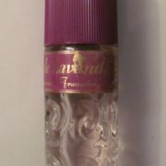 PVM - Apa de lavanda originala veche Franta - Sticla de parfum