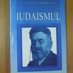 Iudaismul studii eseuri omiletica retorica I. Niemirower Bucuresti 2005 - Carti Iudaism