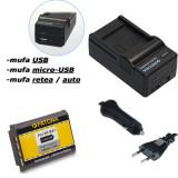 PATONA | Incarcator 4in1 USB + Acumulator compatibil Sony NP-BX1 NPBX1 NP BX1
