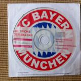 FC Bayern München die Tricks der Bayern DVD CD fotbal fan sport hobby