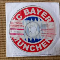 FC Bayern München die Tricks der Bayern DVD CD fotbal fan sport hobby - DVD fotbal