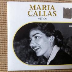 Maria callas verdi disc cd vol 5 muzica clasica opera