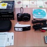 Nikon Coolpix L610+Husa+4 Acumulatori+Accesorii originale