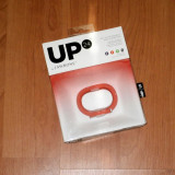 Bratara fitness - Bratara Jawbone Up24 Small, Orange - noua , sigilata