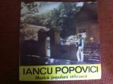 Iancu Popovici muzica populara sarbeasca disc vinyl lp folclor banat electrecord