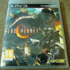 Joc Lost Planet 2 PS3, original, alte sute de jocuri! - Jocuri PS3 Capcom, Shooting, 16+, Single player