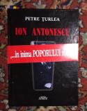 Ion Antonescu intre extrema dreapta si extrema stanga  / P. Turlea cu dedicatie