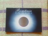 Romania 2000-Eclipsa 1999-pliant cu bancnota necirculata