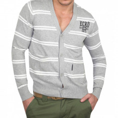 Cardigan barbati Ecko Unlimited Stripe Sweater #1000000009323 - Marime: XS - Pulover barbati Ecko Unlimited, Culoare: Din imagine