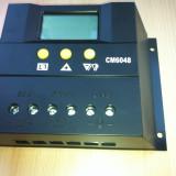 REGULATOR / CONTROLLER SOLAR FOTOVOLTAIC 60 A /48V, CU DISPLAY