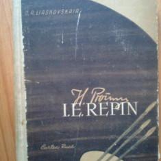 c   I.E.REPIN - O. A. Liaskovskaia