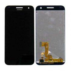 Display Cu Touchscreen Huawei Ascend G7 Original Negru - Display LCD