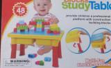 Masa lego copii cu peste 48 pcs