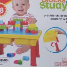 Masa lego copii cu peste 48 pcs - LEGO Cuburi