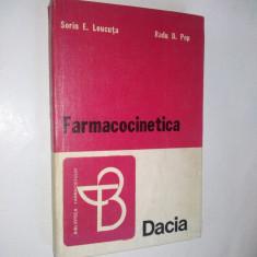 Farmacocinetica – Dacia 1981 - Carte Farmacologie