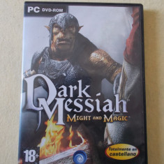 DARK MESSIAH OF MIGHT AND MAGIC - Joc PC Ubisoft, Role playing, 16+, Single player