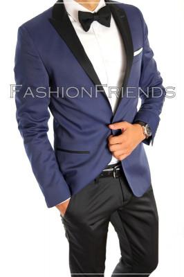 Costum tip ZARA - sacou + pantaloni - costum barbati Evenimente  - 4925 foto