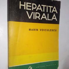 Hepatita virala – Marin Voiculescu  - 1977