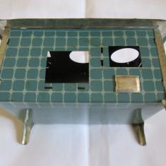 SOBITA-JUCARIE ROMANEASCA DE TABLA DIN ANII 70 - Jucarie de colectie