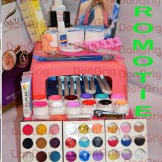 Kit Unghii false Sina gel
