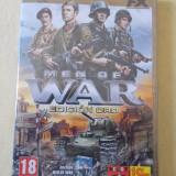 MEN OF WAR EDITIE GOLD, SIGILAT .NOU - Joc PC, Shooting, 18+, Single player