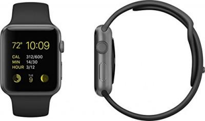 Apple Watch Sport 42mm Space Gray | Se aduce la comanda, livrare cca 10 zile | Aducem la comanda orice produs Apple din SUA - a60608 foto
