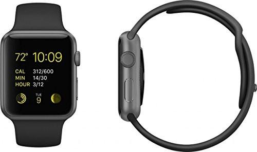 Apple Watch Sport 42mm Space Gray | Se aduce la comanda, livrare cca 10 zile | Aducem la comanda orice produs Apple din SUA - a60608