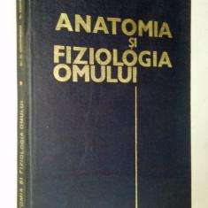 Anatomia si fiziologia omului – N. Simionescu, G. Cernaianu  - 1966