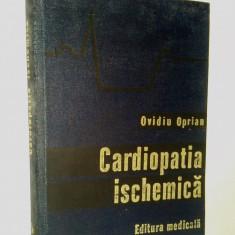 Cardiopatia ischemica – Ovidiu Oprian – 1977 - Carte Neurologie