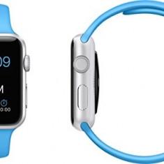 Apple Watch 42mm Silver Aluminum Case | Se aduce la comanda, livrare cca 10 zile | Aducem la comanda orice produs Apple din SUA - a60608 - Smartwatch Apple, Aluminiu, Argintiu