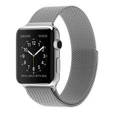 Apple Watch 42mm Stainless Steel Case | Se aduce la comanda, livrare cca 10 zile | Aducem la comanda orice produs Apple din SUA - a60608 - Smartwatch Apple, Otel inoxidabil, Argintiu